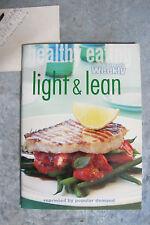Light & Lean - Women's Weekly mini cookbooks OzSellerFasterPost!