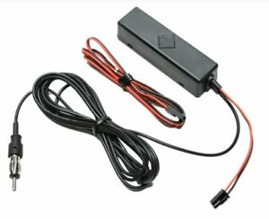 Rockford Fosgate PMX-ANT Universal AM/FM/WB Amplified 12V Antenna