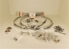 "Complete Snare drum hardware package - 2 3/16"" tube lugs"