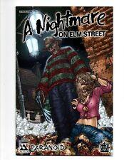 A Nightmare On Elm Street Paranoid #1, Bad Boy Edition, NM Avatar