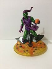 "5"" Marvel Legends Green Goblin & glider loose onslaught baf series"