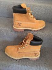 Timberland 10061 Mens 6 Inch Premium Waterproot Wheat Leather Boot Uk 10.5,