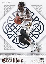 JRUE HOLIDAY 2015-16 Panini Excalibur Basketball cartes à collectionner, #149