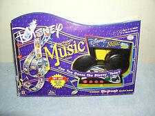 MATTEL DISNEY THE WONDERFUL WORLD OF MUSIC ELECTRONIC MELODY MAKER GAME
