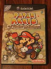 Paper Mario - Die Legende vom Äonentor - Nintendo Gamecube - TOP / CIB / OVP