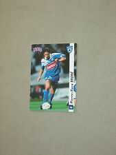 Carte football card FRANCE FOOT DS 1998-1999  ANDRE  SC BASTIA  panini