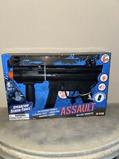 Operation Storm Force Assault Battery Operated Play Toy Gun Swat Team
