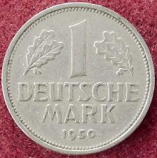 Germany 1 Deutsche Mark 1950 F (D1004)