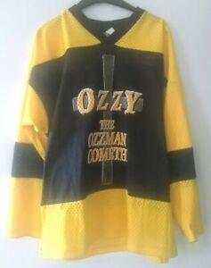 """Ozzy Osbourne """"The Ozman Commeth"""" 1998 Tour Hockey. LIKE NEW"""