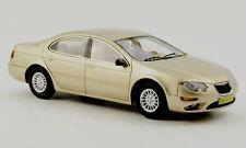 wonderful modelcar CHRYSLER 300M 2002  - beige metal. - scale 1/43 - ltd.ed.700