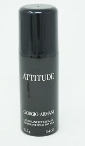 Armani Attitude Giorgio Armani for men DEODORANT SPRAY 150ml