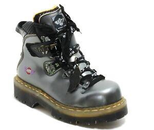 215 Schnürschuhe Leder Trekking Personal Boots Stahlkappe The Art Company 36