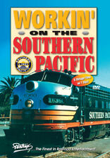 Working on the Southern Pacific DVD rare training and promotional films SP NEW