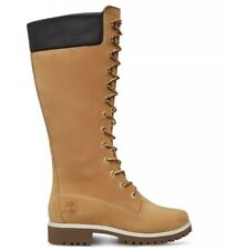 USS* Timberlands PREMIUM 14'' BOOT FOR WOMEN IN YELLOW SIZE UK 9