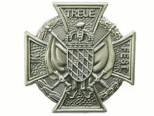PIN  Eisernes Kreuz In Treue Fest Metall  Neu Ansteckpin Militaria EK #227
