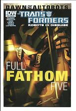 TRANSFORMERS: ROBOTS IN DISGUISE # 31 (SUB COVER, JULY 2014), NM NEW