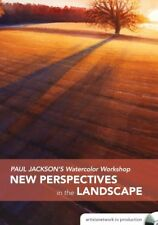 Paul Jackson's Watercolor Workshop: New Perspectives in the Landscape DVD