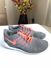 Women's Nike Free 5.0 Running Shoes Size 7 US