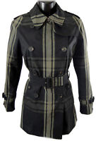 Trench Giacca Giubbotto Aquascutum London Donna Women Jennifer Rainwear Nero