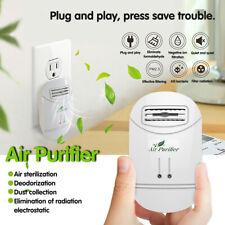 Home Ozone Active Carbon Filter Air Purifier Ionizer Allergen Odor Remover