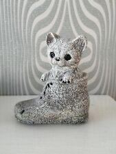 Cat In Boot Concrete Stone Garden Ornament H4.5