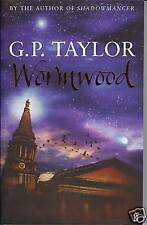 WORMWOOD - in person signed - Rev G.P.Taylor