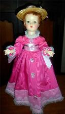 "Doll R & B ARRANBEE 18 "" Hard Plastic Nancy Lee Nanette Doll"