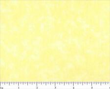 FIVE INCH SQUARES 2 DOZEN BLENDER 0501 Lemon Yellow  MOTTLED SANTEE PRINT WORKS