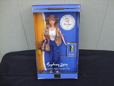 Sydney 2000 Barbie Olympic Games Collection Pin Collector Edition NRFB MIB