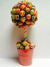 CHUPA CHUPS Candy Sweet Tree Bouquet Hamper 75+ Lollies Christmas Wedding Gift