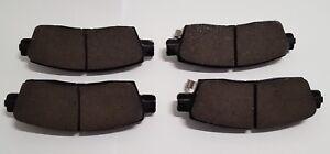 Brand New GM OEM Rear Ceramic Disc Brake Pads Fit Trailblazer Enclave Acadia