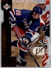 1997-98 Black Diamond Premium Cut Triple Diamond #PC1 Wayne Gretzky