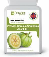 Garcinia Cambogia extra fort Vitamine C et Chrome Puissant Brûlee de graisses 10