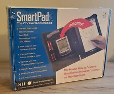 Seiko Sii SmartPad 2 Connected Notepad Handheld Palm Handspring Sony