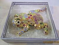 NYCO Enamel Frog