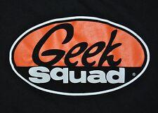 T-SHIRT XLARGE GEEK SQUAD BEST BUY ELECTRONICS COMPUTERS HIGH TECH SHIRT