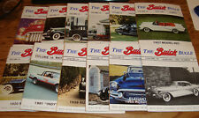 Original 1981 Buick Bugle Magazine Complete Year 12 Issue Set 81