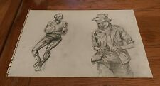 vintage pencil sketch of a male basketball player Military Fishing woman realism