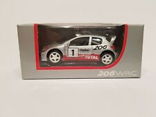 NOREV PEUGEOT 206 WRC Rally / Scale 1:64 / NEW