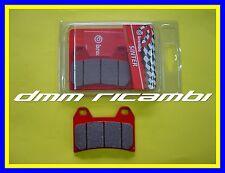 Pastiglie freno anteriori BREMBO SA APRILIA RS 250 00>01 rosse RS250 2000 2001