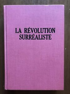 La Revolution Surrealiste Numbers 1 - 12 (1924-1925) Arno Press New York