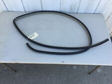 OEM 07-11 Toyota Camry Passenger Right front door weather strip rubber seal Gray