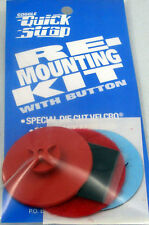 New Red Roko Goggle Quick Straps Remount Kit