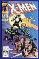 Uncanny X-Men #249 (1989) Zaladane, Gateway, Lady Deathstrike APP; NM