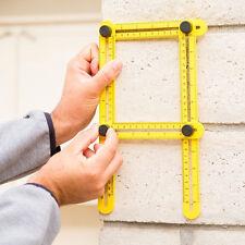 Flexible Angle-izer Ruler Template Kits Tile Floor Measuring Instruments Measure