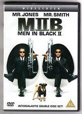 (GU897) Men In Black II - 2002 2-Disc DVD