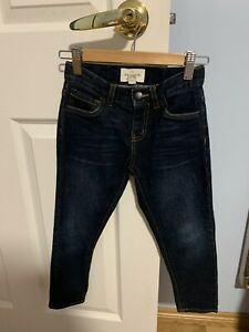 Country Road Boys Straight Leg Jean (size 4)