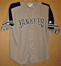 NEW YORK YANKEES Size 2XL  Starter JERSEY AND FOUR CAP PACKAGE
