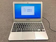 "Samsung Chromebook 11.6"" XE303C12-A01US 16GB Chrome OS Laptop"