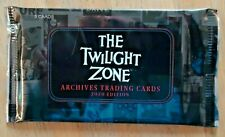2020 Rittenhouse The Twilight Zone Archives (Tv) Trading Card Pack